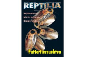 REPTILIA 49 Futtertierzuchten