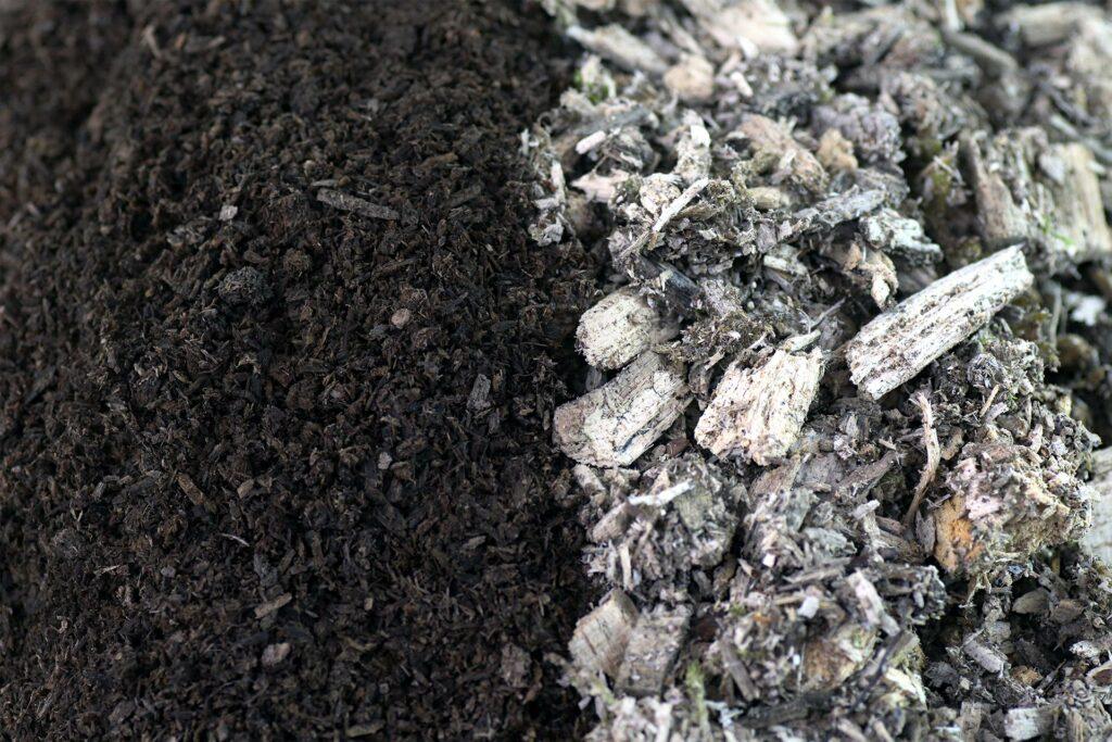 Weissfaules Holz, Flake Soil