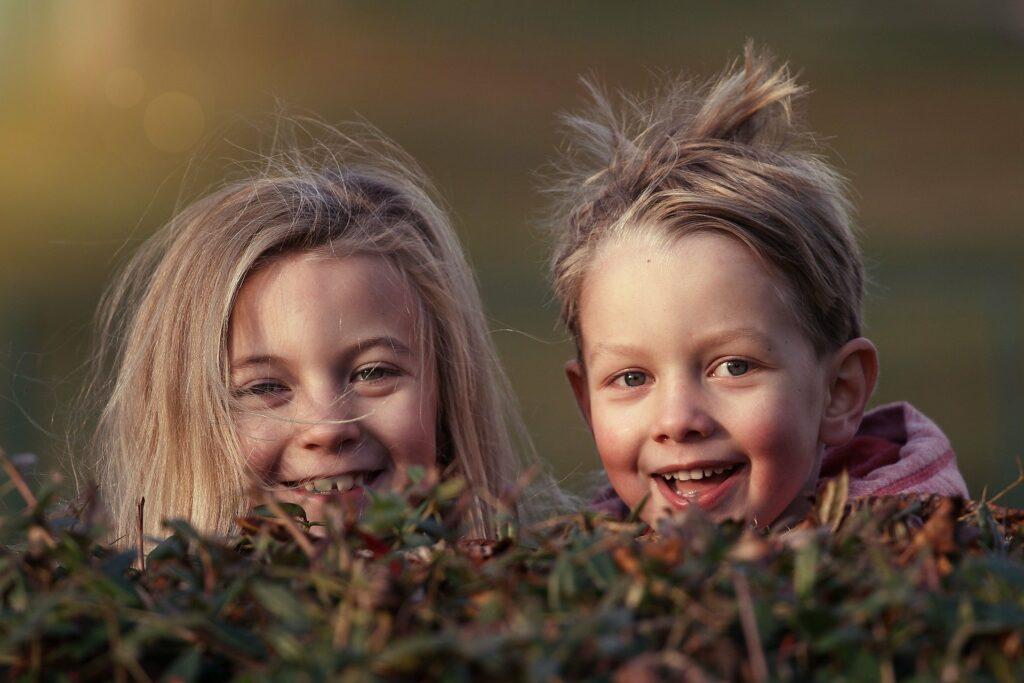 Kinder Asseln