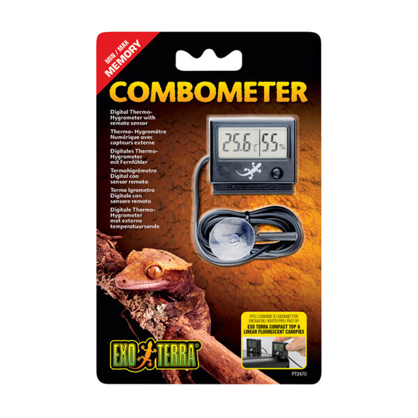 Exo Terra Digital Thermometer and Hygrometer